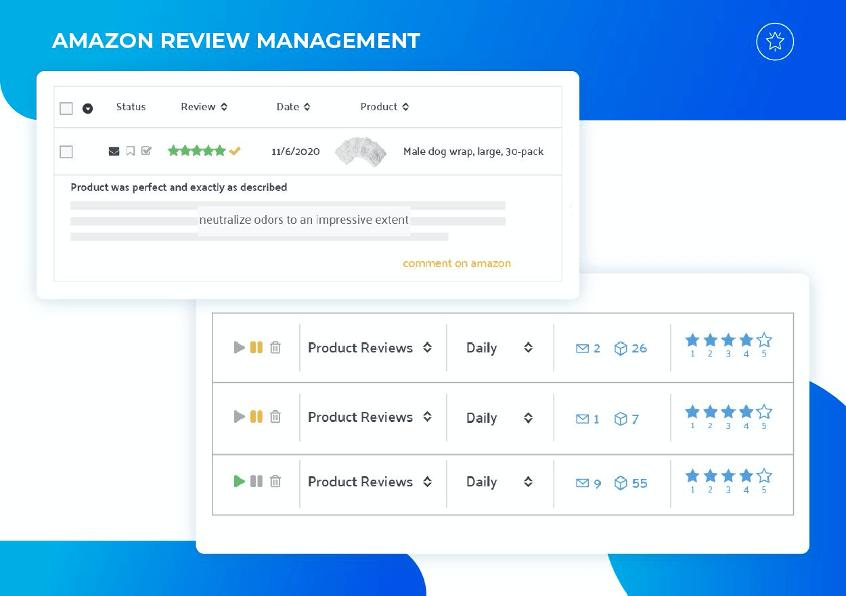 sellics-amazon-review-management