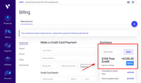 Vultr-promo-code-free-credit-coupon